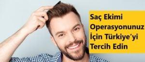 Saç Ekimi Operasyonunuz İçin Türkiye'yi